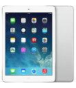 【中古】【安心保証】 docomo iPadAir_1[セルラー16GB] シルバー
