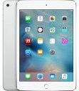 【中古】【安心保証】 docomo iPadmini4[セルラー16G] シルバー