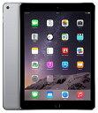 エントリーでP19倍以上!【中古】 iPadAir 2[16GB] グレイ