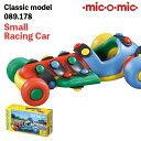 プラモデル 知育玩具 mic-o-mic(ミックオーミック)クラシックモデル 089.178 スモールレーシングカー 自動車 くるま おもちゃ 5歳 6歳 男の子 大人 男性 小学生 ギフト プレゼント コレクション 模型