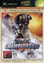 【中古】Unreal Championship ワールドコレクションソフト:Xboxソフト/シューティング・ゲーム