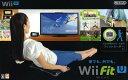 【中古】Wii Fit U バランスWiiボード(クロ)+フィットメーターセット (同梱版)ソフト:WiiUソフト/スポーツ・ゲーム