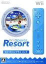 【中古】Wii Sports Resort Wiiリモコンプラスパック (同梱版)ソフト:Wiiソフト/スポーツ ゲーム