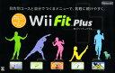 【中古】Wii Fit Plus バランスWiiボード(クロ)セット (同梱版)ソフト:Wiiソフト