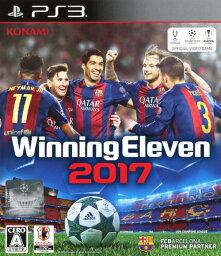 【中古】ウイニングイレブン2017ソフト___プレイステーション3ソフト/スポーツ・ゲーム