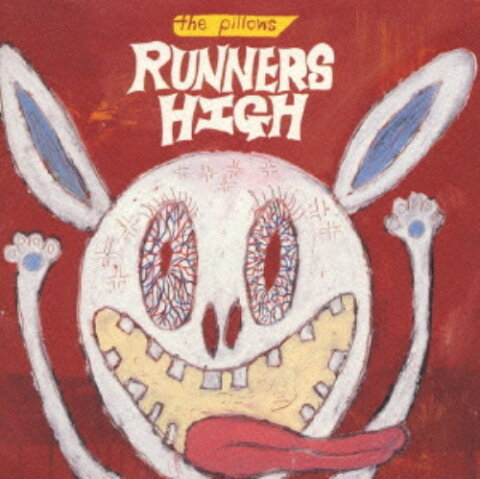 【中古】RUNNERS HIGH/the pillowsCDアルバム/邦楽