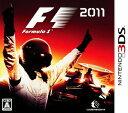【中古】F1 2011ソフト:ニンテンドー3DSソフト/スポーツ・ゲーム