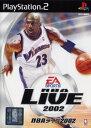 【中古】NBAライブ2002ソフト:プレイステーション2ソフト/スポーツ・ゲーム