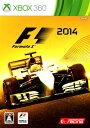 【中古】F1 2014ソフト:Xbox360ソフト/スポーツ・ゲーム
