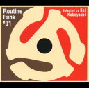 其它 - 【中古】ルーティン・ファンク #01/オムニバスCDアルバム/ジャズ/フュージョン