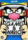 【中古】ゲーム&ワリオソフト:WiiUソフト/任天堂キャラクター・ゲーム