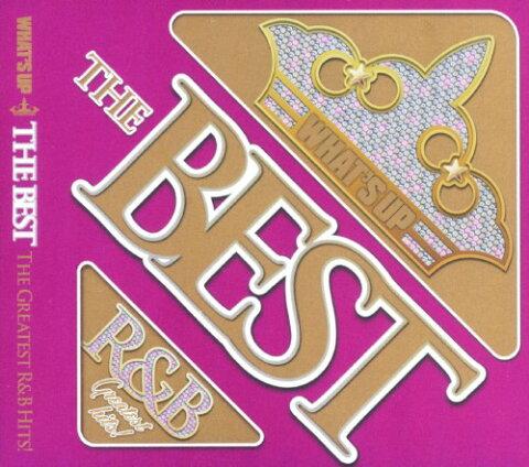 【中古】ワッツ・アップ!ザ・ベスト〜ザ・グレイテストR&Bヒッツ!/オムニバスCDアルバム/洋楽R&B