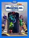 【中古】モンスターズ・インク/ジョン・グッドマンブルーレイ/海外アニメ・定番スタジオ