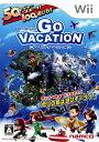 【中古】GO VACATIONソフト:Wiiソフト/パーティ・ゲーム