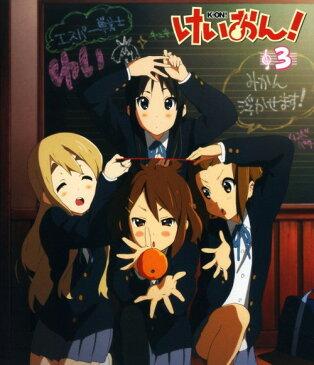 【中古】けいおん! 3 <初回限定版>/豊崎愛生ブルーレイ/OVA
