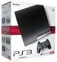 【中古】PlayStation3 HDD 120GB CECH−2000A チャコール・ブラックプレイステーション3 ゲーム機本体