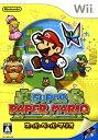 【中古】スーパーペーパーマリオソフト:Wiiソフト/任天堂キャラクター ゲーム