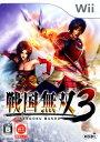 【中古】戦国無双3ソフト:Wiiソフト/アクション・ゲーム