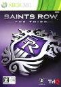 【中古】【18歳以上対象】Saints Row THE THIRDソフト:Xbox360ソフト/アクション ゲーム