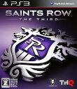 【中古】【18歳以上対象】Saints Row THE THIRDソフト:プレイステーション3ソフト/アクション ゲーム