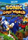 【中古】ソニック ロストワールドソフト:WiiUソフト/アクション・ゲーム