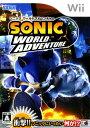 【中古】ソニック ワールドアドベンチャーソフト:Wiiソフト/アクション・ゲーム