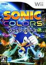 【中古】ソニック カラーズソフト:Wiiソフト/アクション・ゲーム