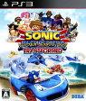 【中古】ソニック&オールスターレーシング TRANSFORMEDソフト:プレイステーション3ソフト/スポーツ・ゲーム