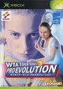 【中古】WTAツアーテニス プロエボリューションソフト:Xboxソフト/スポーツ・ゲーム