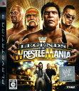 【中古】WWE レジェンズ・オブ・レッスルマニアソフト:プレイステーション3ソフト/スポーツ・ゲーム