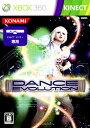 【中古】DanceEvolutionソフト:Xbox360ソフト/リズムアクション・ゲーム