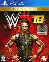 【中古】WWE 2K18 Deluxe Edition (英語版)