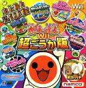 【中古】太鼓の達人Wii 超ごうか版 コントローラー「太鼓とバチ」同梱版 (同梱版)ソフト:Wiiソフト/リズムアクション・ゲーム