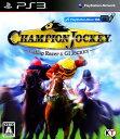 【中古】チャンピオンジョッキー:ギャロップレーサー&ジーワン ジョッキーソフト:プレイステーション3ソフト/スポーツ・ゲーム
