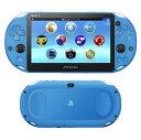【新品】PlayStation Vita Wi−Fiモデル PCH−2000ZA23 アクア ブルー