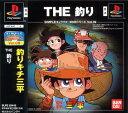 【中古】釣りキチ三平 THE 釣り SIMPLEキャラクター2000シリーズ Vol.9ソフト:プレイステーションソフト/スポーツ・ゲーム