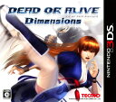 【中古】DEAD OR ALIVE Dimensionsソフト:ニンテンドー3DSソフト/アクション ゲーム
