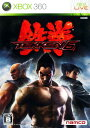 【中古】鉄拳6ソフト:Xbox360ソフト/アクション・ゲーム