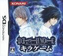 【中古】DEATH NOTE キラゲームソフト:ニンテンドーDSソフト/マンガアニメ・ゲーム