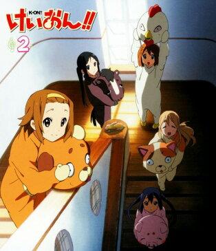 【中古】けいおん!! 第2期 2 <初回限定版>/豊崎愛生ブルーレイ/OVA