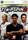 【中古】Top Spin3ソフト:Xbox360ソフト/スポーツ・ゲーム