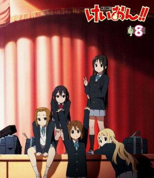 【中古】けいおん!! 第2期 8 <初回限定版>/豊崎愛生ブルーレイ/OVA