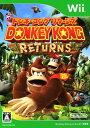 【中古】ドンキーコング リターンズソフト:Wiiソフト/任天堂キャラクター・ゲーム