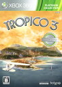 【中古】トロピコ3 Xbox360 プラチナコレクションソフト:Xbox360ソフト/シミュレーション・ゲーム