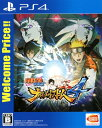 【中古】NARUTO−ナルト− 疾風伝 ナルティメットストーム4 Welcome Price!!ソフト:プレイステーション4ソフト/マンガアニメ・ゲーム