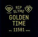 【中古】GOLDEN TIME/RIP SLYMECDアルバム/邦楽...