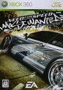【中古】ニード・フォー・スピード モスト・ウォンテッドソフト:Xbox360ソフト/スポーツ・ゲーム