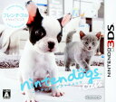 【中古】nintendogs+cats フレンチ ブル&Newフレンズソフト:ニンテンドー3DSソフト/シミュレーション ゲーム