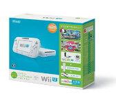【中古】Wii U すぐに遊べるファミリープレミアムセット+Wii Fit U (シロ) (限定同梱版)Wii U ゲーム機本体