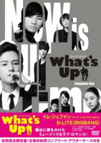 【中古】What's Up(ワッツアップ) Vol.1 <数量限定生産>/イム・ジュファンDVD/韓流・華流